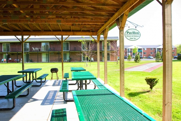 Outdoor Picnic Pavilion in Grand Island